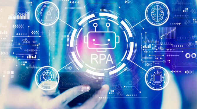 RPA- A Revolution in Business Process Automation
